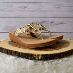 Dana Buchman women's sandals 9.5